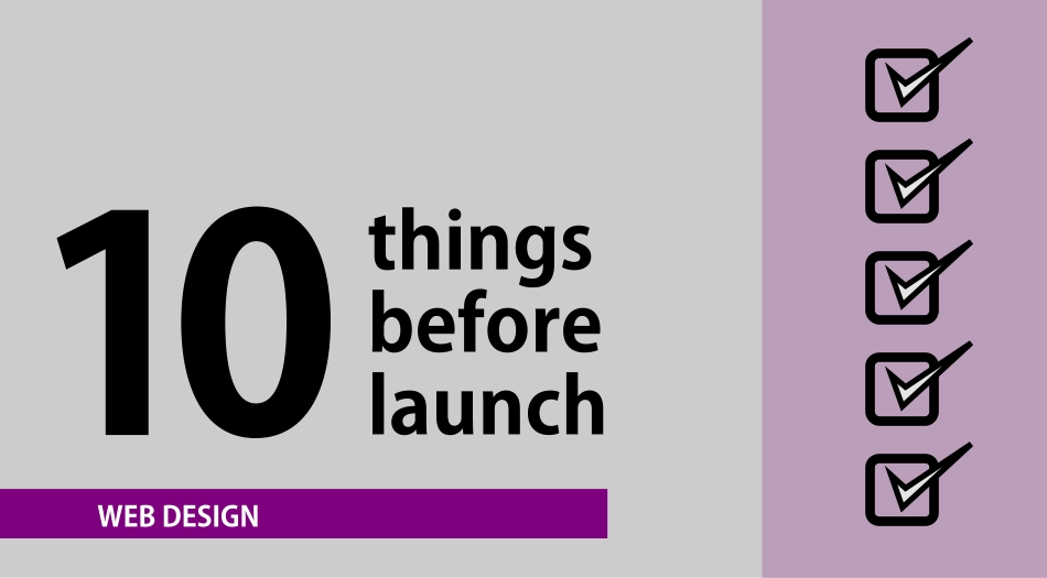 10 things you must configure and optimise before launching your website