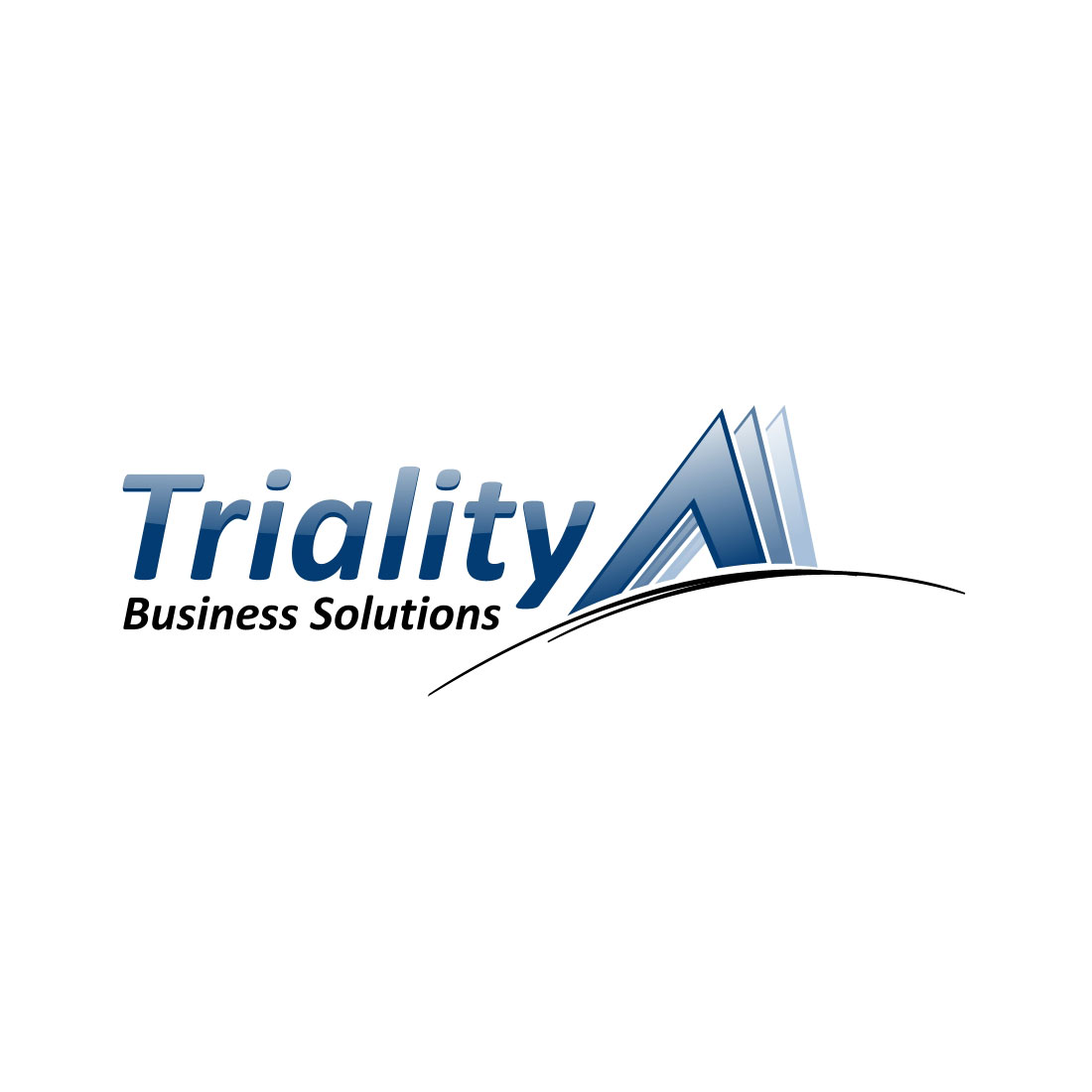 Triality Business Solutions Logo
